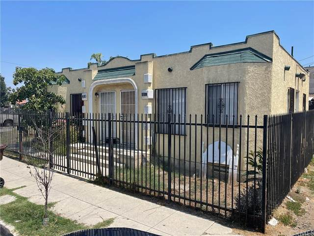 1012 N Willow Avenue, Compton, CA 90221 (#PW21172027) :: Compass