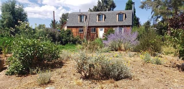 1100 Coldwater Drive, Frazier Park, CA 93225 (#SR21171162) :: BirdEye Loans, Inc.