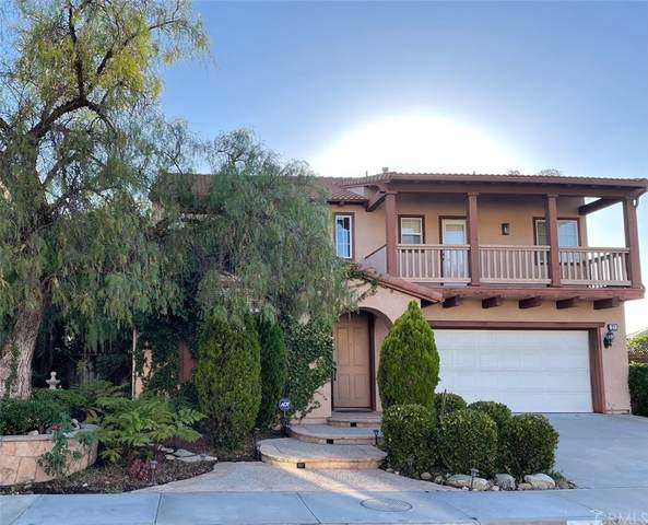 27 Grassy Knoll Lane, Rancho Santa Margarita, CA 92688 (#OC21171304) :: Zen Ziejewski and Team