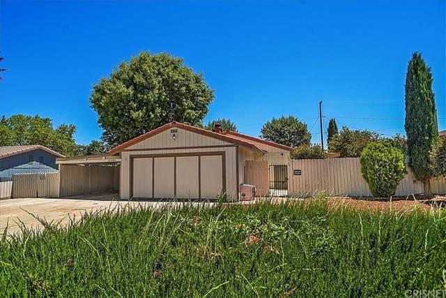 21200 Santa Barbara Drive, Tehachapi, CA 93561 (#SR21172337) :: BirdEye Loans, Inc.