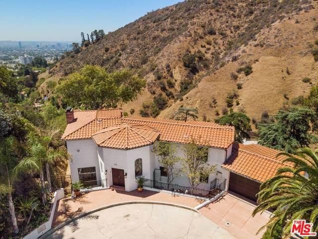 2201 Malaga Road, Los Angeles (City), CA 90068 (#21767620) :: Mainstreet Realtors®