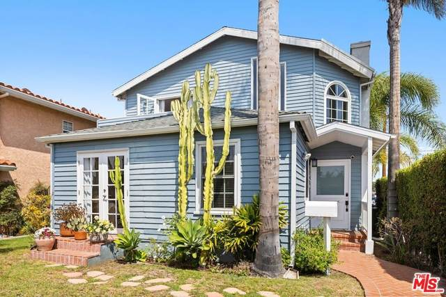 4469 Mcconnell Avenue, Los Angeles (City), CA 90066 (#21768692) :: Steele Canyon Realty