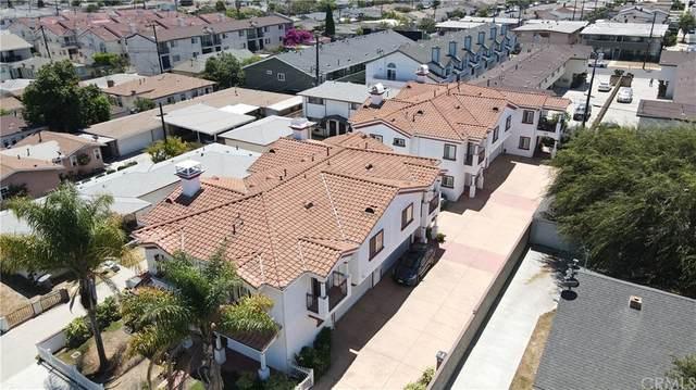 1240 W 166th Street B, Gardena, CA 90247 (#SB21172036) :: Blake Cory Home Selling Team