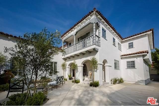 336 S El Camino Drive, Beverly Hills, CA 90212 (#21769262) :: Mainstreet Realtors®