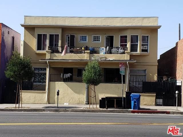 1534 W Olympic, Los Angeles (City), CA 90015 (#21768980) :: Mainstreet Realtors®
