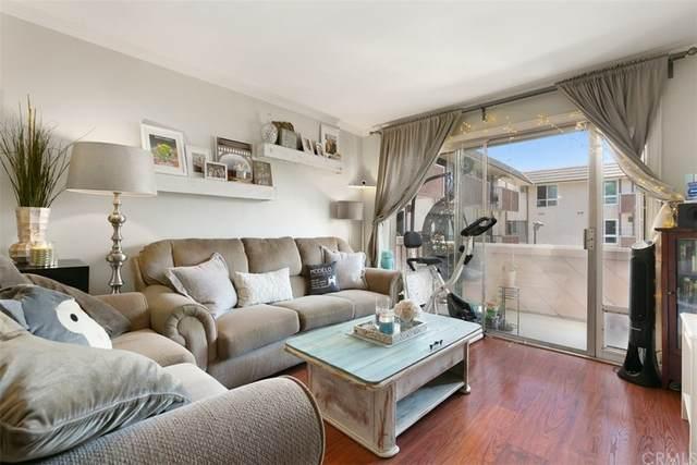 5585 E Pacific Coast #228, Long Beach, CA 90804 (#OC21172489) :: Legacy 15 Real Estate Brokers