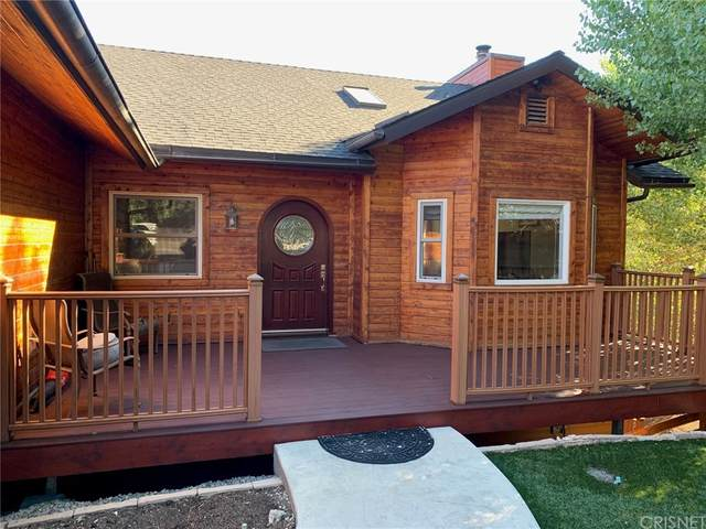2720 Hillcrest Court, Pine Mountain Club, CA 93225 (#SR21165816) :: BirdEye Loans, Inc.
