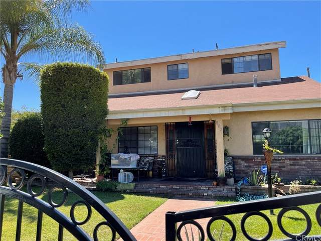 806 Lewiston Street, Duarte, CA 91010 (#AR21172300) :: Latrice Deluna Homes