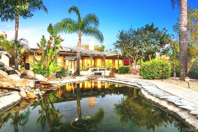 2343 Orchard View Lane Lane, Escondido, CA 92027 (#NDP2109174) :: BirdEye Loans, Inc.