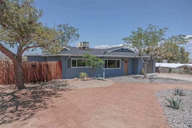 61470 Granada Drive, Joshua Tree, CA 92252 (#JT21172590) :: BirdEye Loans, Inc.