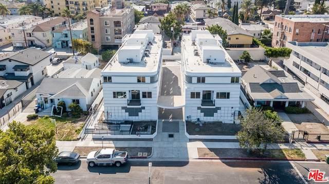 1060 S Bronson Avenue #10, Los Angeles (City), CA 90010 (#21769536) :: Latrice Deluna Homes