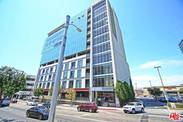 3223 W 6Th Street #502, Los Angeles (City), CA 90020 (#21758038) :: Massa & Associates Real Estate Group   eXp California Realty Inc
