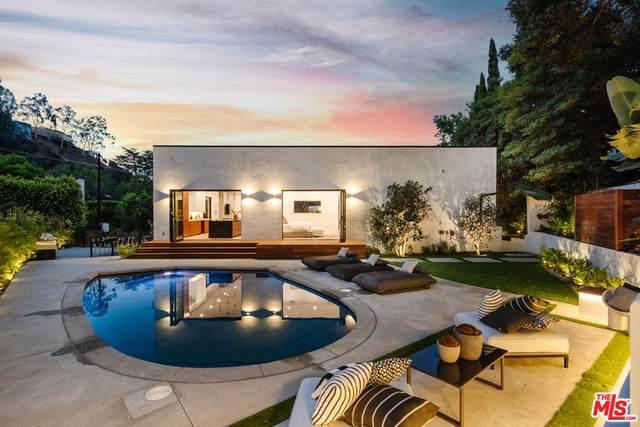 8446 Kirkwood Drive, Los Angeles (City), CA 90046 (#21769074) :: Mainstreet Realtors®
