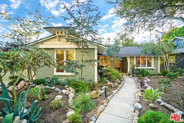 5123 Bellaire Avenue, Valley Village, CA 91607 (#21769228) :: BirdEye Loans, Inc.