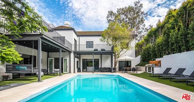 10401 Wyton Drive, Los Angeles (City), CA 90024 (#21769188) :: Latrice Deluna Homes
