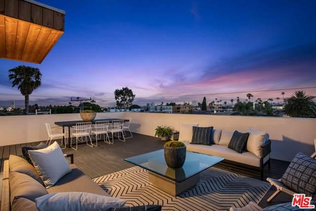 1041 N Spaulding Avenue #208, Los Angeles (City), CA 90046 (#21769462) :: Latrice Deluna Homes