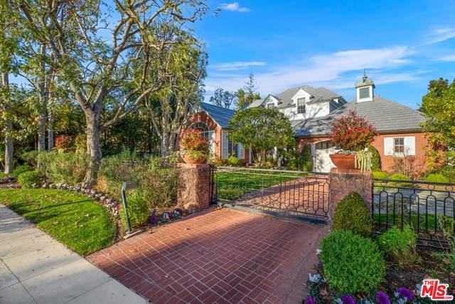 718 N Rexford Drive, Beverly Hills, CA 90210 (#21768960) :: Mainstreet Realtors®