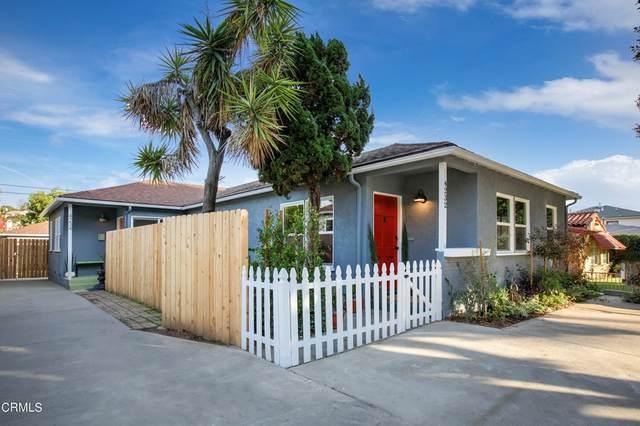 4232 Verdugo Road, Eagle Rock, CA 90065 (#P1-6051) :: Dave Shorter Real Estate