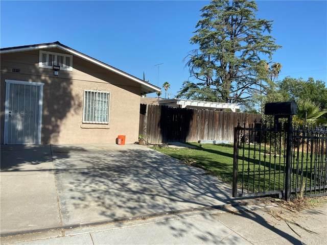 1015 N Sierra Way, San Bernardino, CA 92410 (#CV21172699) :: Massa & Associates Real Estate Group | eXp California Realty Inc