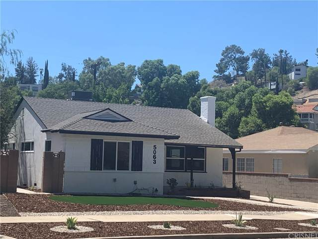 5063 Canoga Avenue, Woodland Hills, CA 91364 (#SR21172658) :: Mainstreet Realtors®