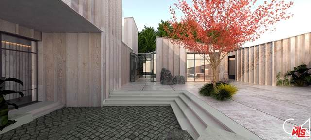 1280 Monte Cielo Drive, Beverly Hills, CA 90210 (#21769174) :: Mainstreet Realtors®