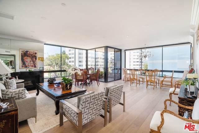 10350 Wilshire Boulevard #501, Los Angeles (City), CA 90024 (#21768430) :: Latrice Deluna Homes