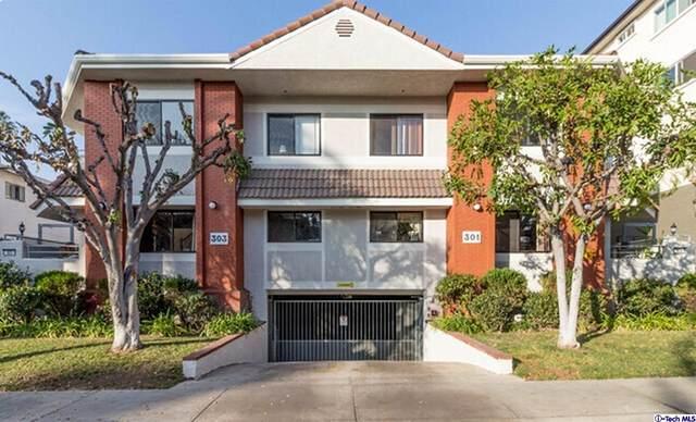 301 W Loraine Street #3, Glendale, CA 91202 (#320007154) :: BirdEye Loans, Inc.