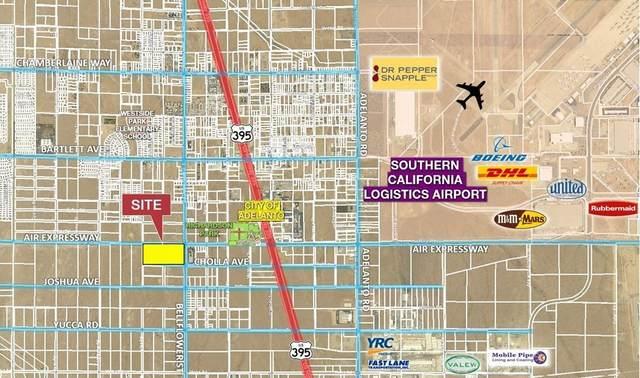 0 Bellflower Street, Adelanto, CA 92301 (#537971) :: Mainstreet Realtors®