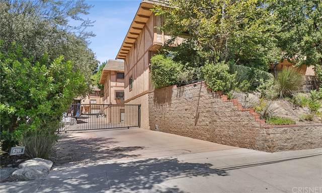 6201 Valley Circle Boulevard #4, Woodland Hills, CA 91367 (#SR21172346) :: BirdEye Loans, Inc.
