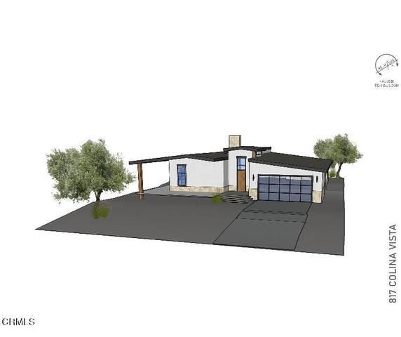 817 Colina, Ventura, CA 93003 (#V1-7617) :: Steele Canyon Realty
