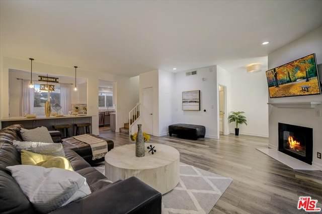 1754 11Th Street #102, Santa Monica, CA 90404 (#21769674) :: Mainstreet Realtors®