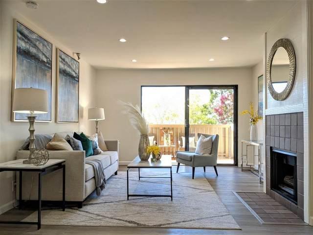 400 Ortega Avenue #116, Mountain View, CA 94040 (#ML81857003) :: Blake Cory Home Selling Team