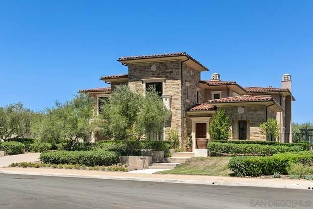 18264 Avenida Manantial, Rancho Santa Fe, CA 92067 (#210022291) :: Corcoran Global Living
