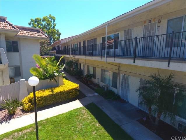 4525 Ramona Avenue #11, La Verne, CA 91750 (#CV21173043) :: Corcoran Global Living