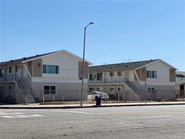 702 W Redondo Beach Boulevard, Gardena, CA 90247 (#WS21171710) :: Robyn Icenhower & Associates