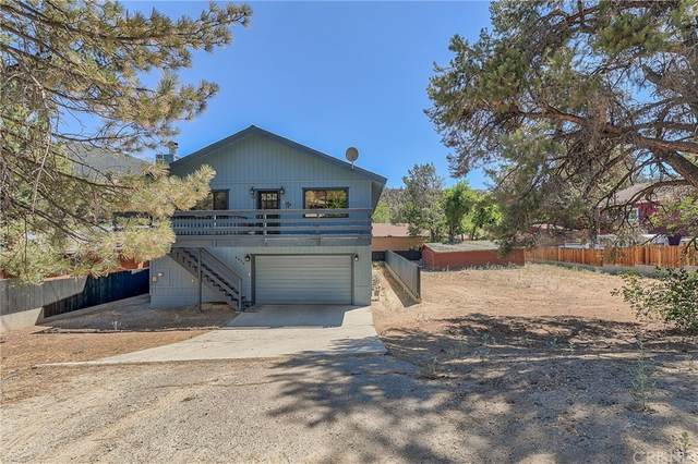6436 Ivins Drive, Frazier Park, CA 93225 (#SR21173385) :: Jett Real Estate Group