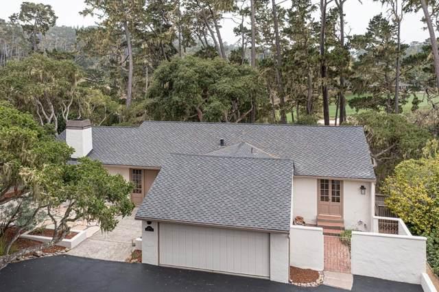 1170 Chaparral Road, Pebble Beach, CA 93953 (#ML81857179) :: RE/MAX Empire Properties