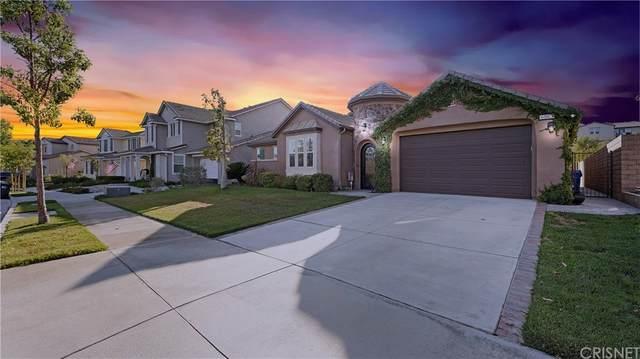 6863 Breezy Glen Drive, Moorpark, CA 93021 (#SR21173316) :: Jett Real Estate Group