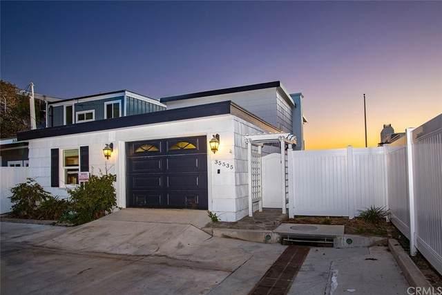 35535 Beach Road, Dana Point, CA 92624 (#OC21173639) :: Hart Coastal Group