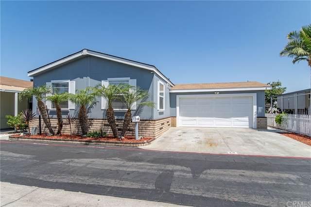 12861 West Street #48, Garden Grove, CA 92840 (#OC21173310) :: Mainstreet Realtors®