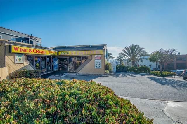 240 Pier Avenue, Hermosa Beach, CA 90254 (#SB21173600) :: Blake Cory Home Selling Team