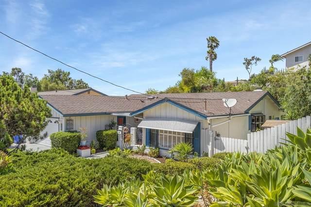 5872 Fontaine St, San Diego, CA 92120 (#210022436) :: Robyn Icenhower & Associates