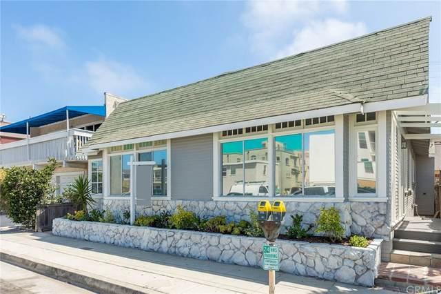 718 Hermosa Avenue, Hermosa Beach, CA 90254 (#SB21173271) :: Blake Cory Home Selling Team