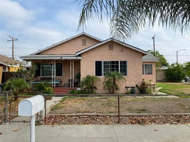 681 E 70th Street, Long Beach, CA 90805 (MLS #SB21174124) :: Desert Area Homes For Sale