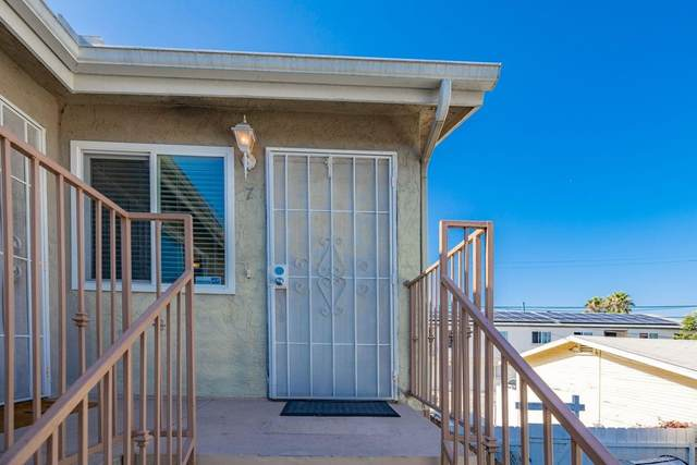 3540 Madison Ave #7, San Diego, CA 92116 (#210022487) :: Steele Canyon Realty