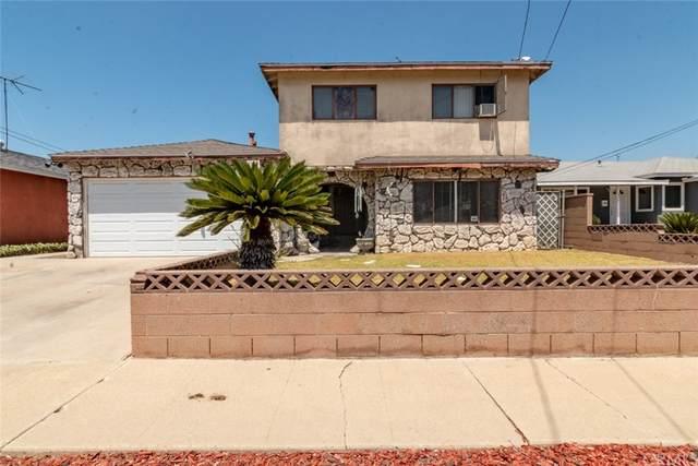 1463 W 187th Place, Gardena, CA 90248 (#SB21174392) :: The M&M Team Realty