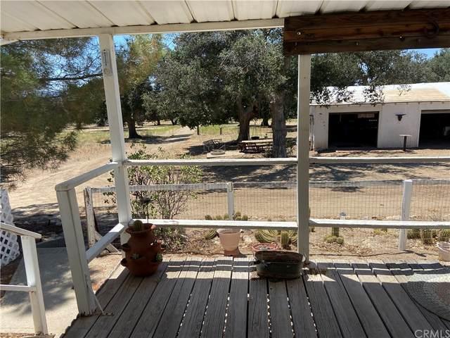 30816 Chihuahua Valley Road, Warner Springs, CA 92086 (#SW21159166) :: Corcoran Global Living