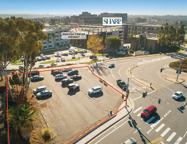 Sec Health Center Dr & Mesa College, San Diego, CA 92123 (#210022588) :: Latrice Deluna Homes