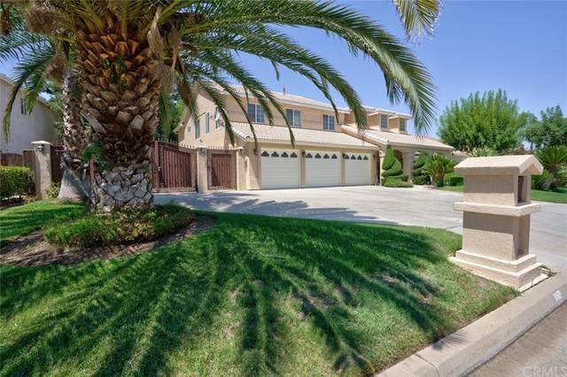 136 W Peace River Drive, Fresno, CA 93711 (#FR21175222) :: Steele Canyon Realty