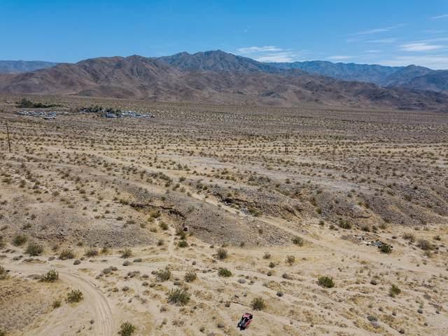 0 Dillion Road, Desert Hot Springs, CA 92241 (#219065955DA) :: Jett Real Estate Group